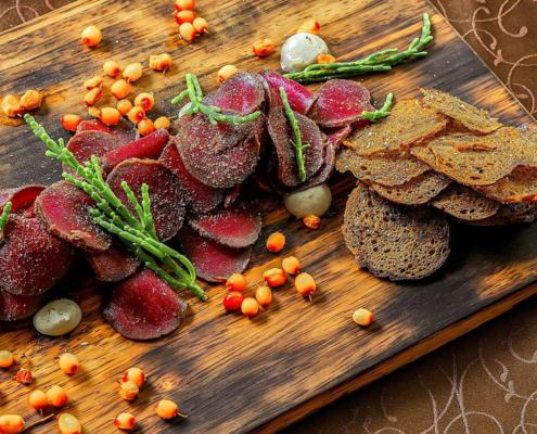 предметная фотосъемка блюд