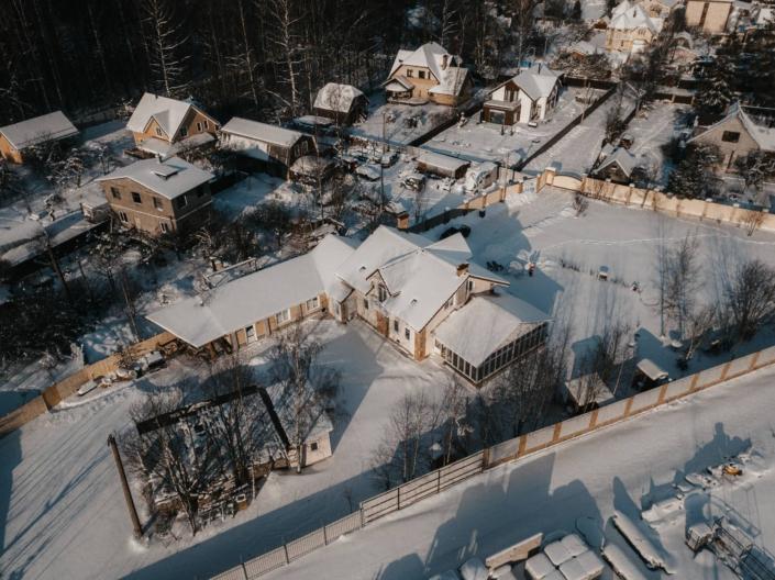 аэросъемка фото